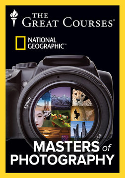 National Geographic Masters of Photography Course