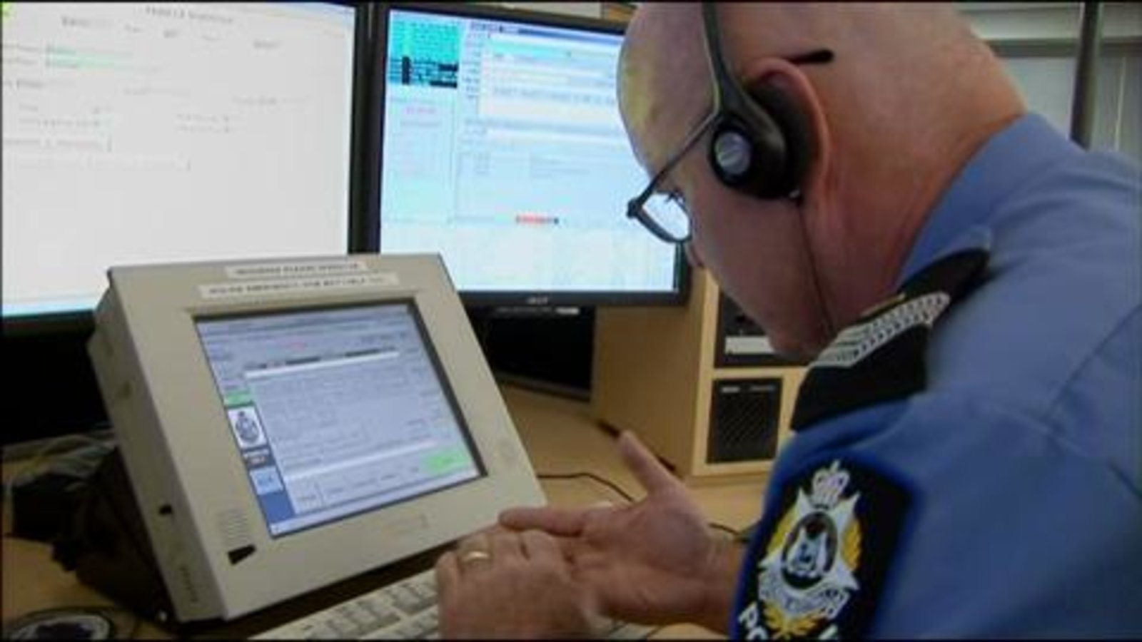 Stressbusters: Police Communications