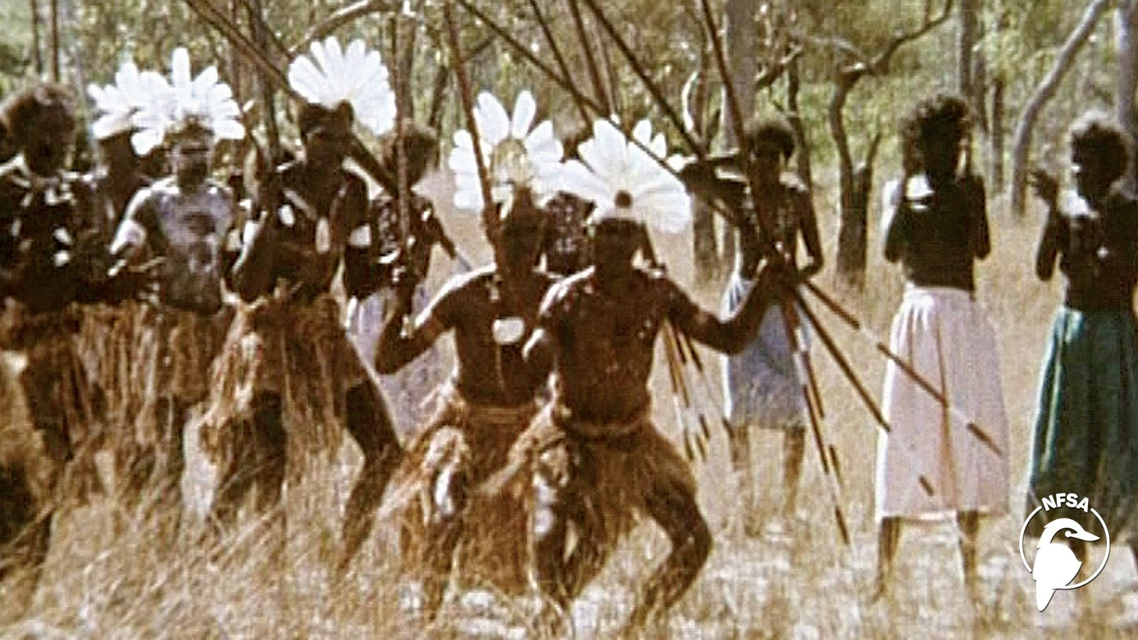 Dances at Aurukun