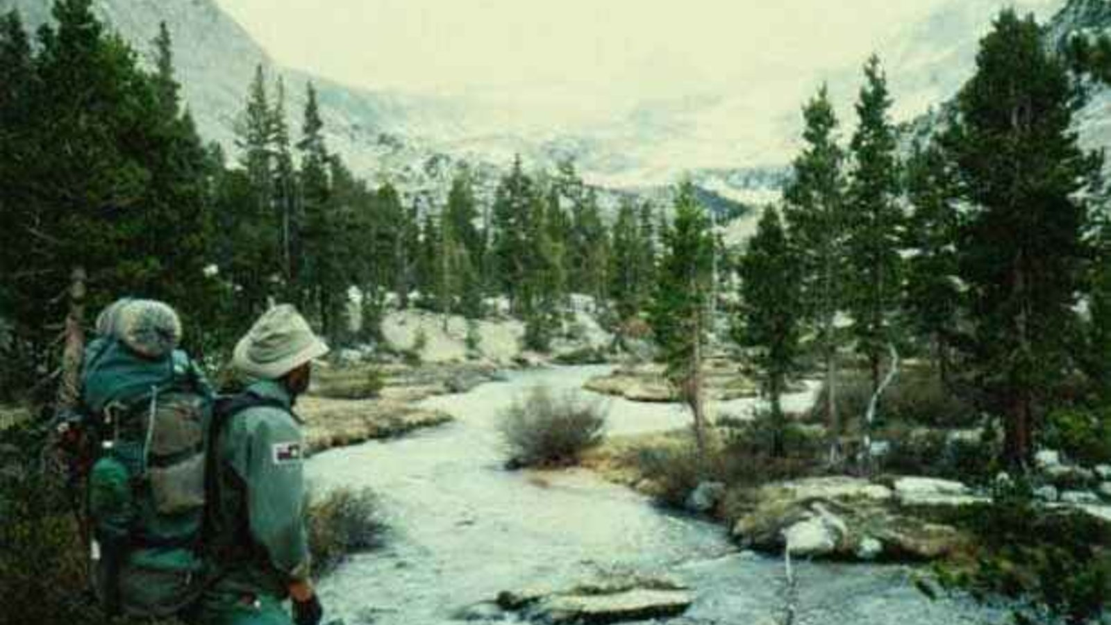 Walking The West - 2600 Miles from Mexico to Canada Along the Pacific Crest Trail