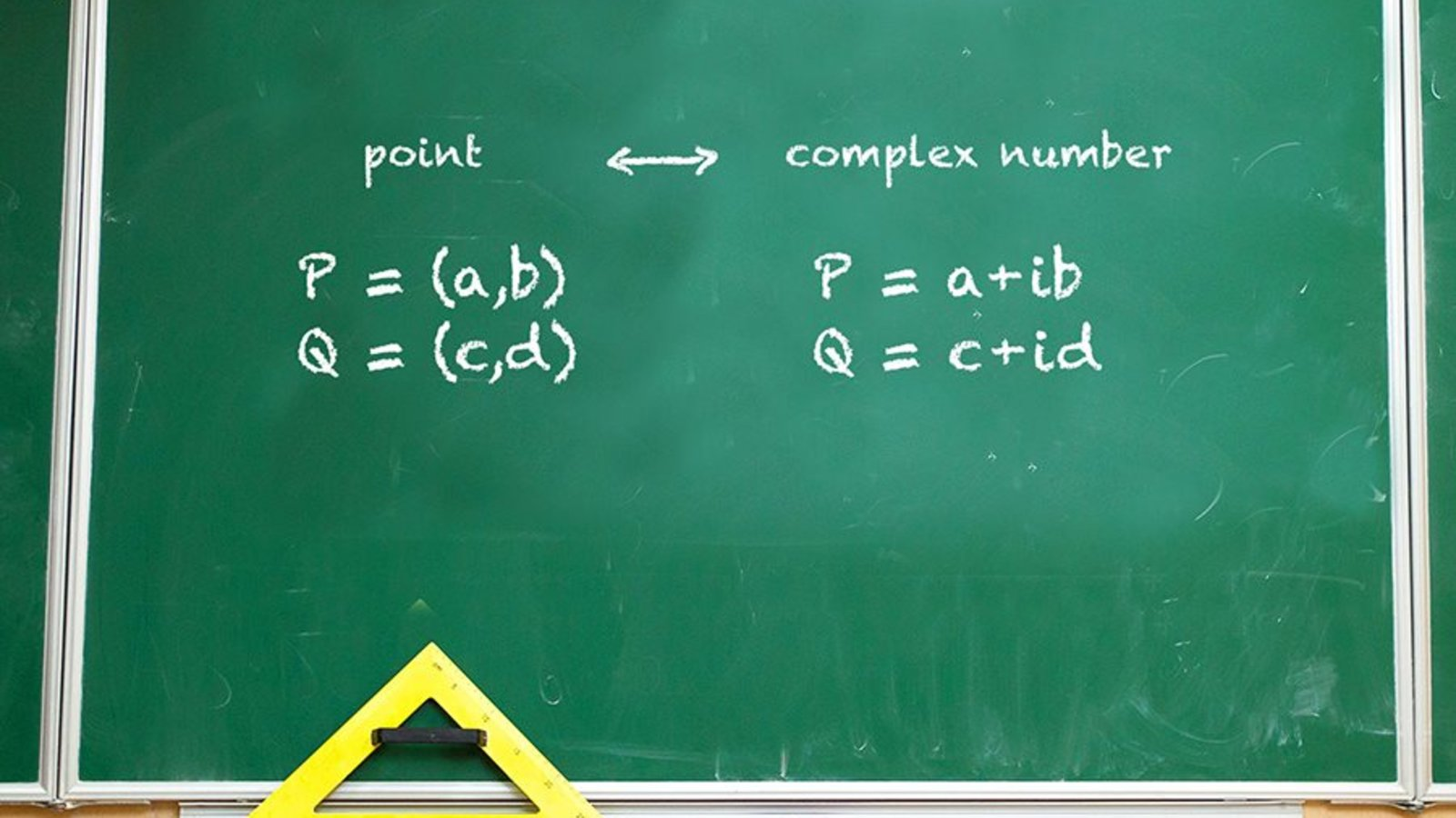 Complex Numbers in Geometry