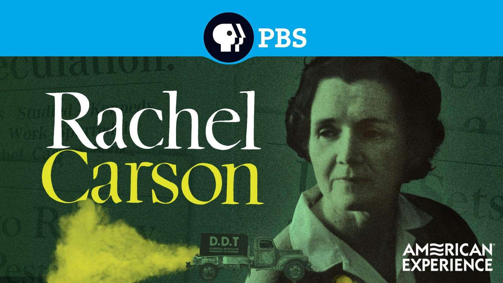 Rachel Carson - The Woman Who Launched the Modern Environmental Movement