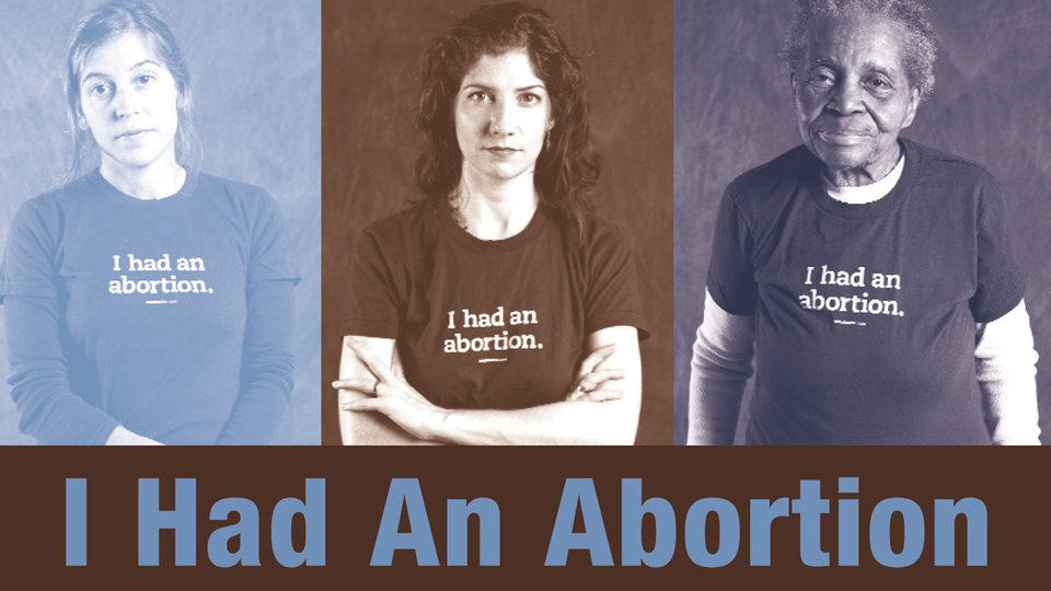 I Had an Abortion