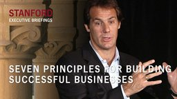 Seven Principles for Building Successful Businesses - With David DeWalt