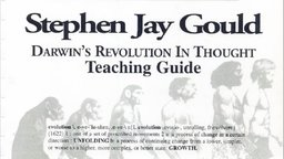 Darwin's Revolution in Thought - With Stephen Jay Gould
