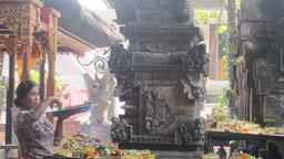 Bali - Traditions and Tourism