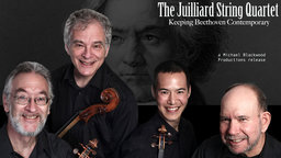 The Juilliard String Quartet: Keeping Beethoven Contemporary