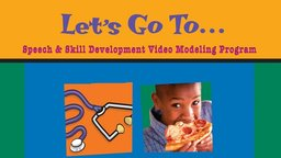 Special Kids Learning Series: Let s Go To
