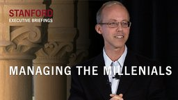 Managing Millennials - With Alec Levenson