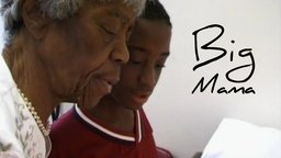 Big Mama - An African American Grandmother Raising Her Grandson