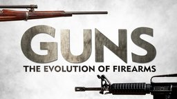 From the Invention of Gun Powder to the American Rifle
