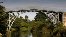 How Iron and Science Transformed Arch Bridges