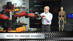 Robot Actuators and Movement