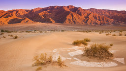 Death Valley and Great Basin: The Rift Zone