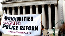 "Stop - Challenging NYPD's ""Stop and Frisk"" Policies"