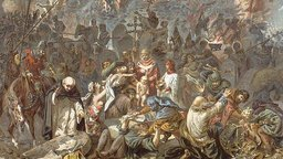Jewish Persecution during the Black Death