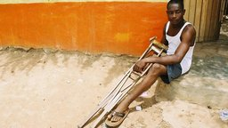 Emmanuel's Gift - A Man with a Physical Handicap Attempts to Destigmatize Disabilities in Ghana